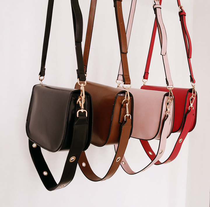 [BAG] ARIMA 2 WAY STRAP LEATHER BAG