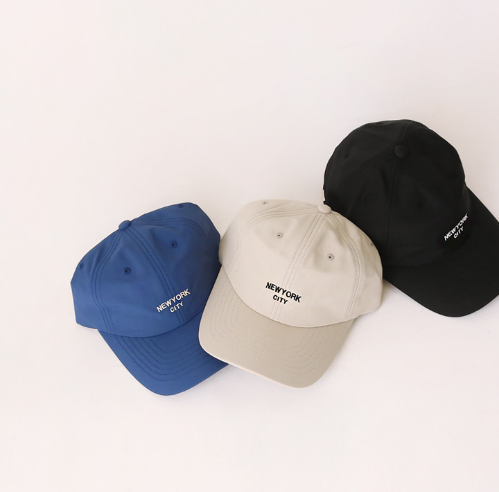 [ACC] VODEN NEEDLE LETTERING BALL CAP