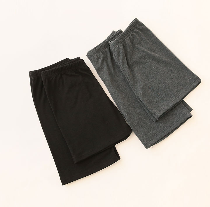 [ACC] [1+1] BASIC NAPPING INNER PANTS - 2 TYPE