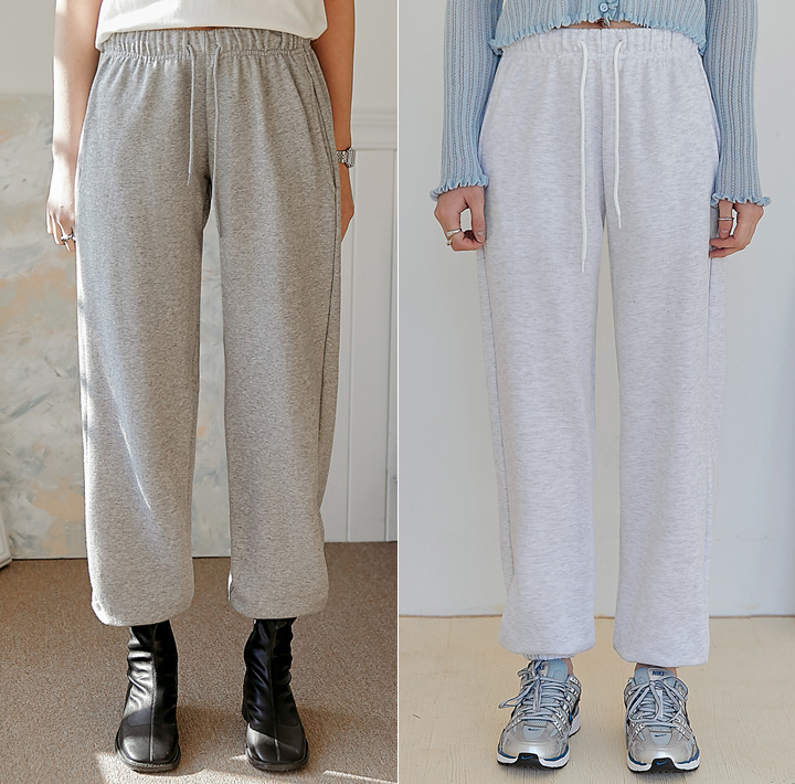 [BOTTOM] CURON SET-UP JOGGER PANTS