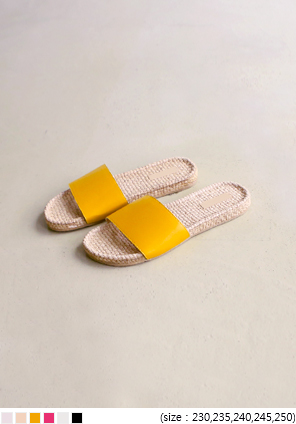 [SHOES] BADIA ESPADRILLE SLIPPER