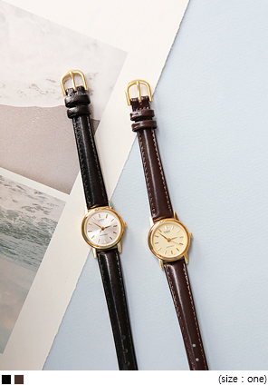 [ACC] CASIO CLASSIC LEATHER WATCH