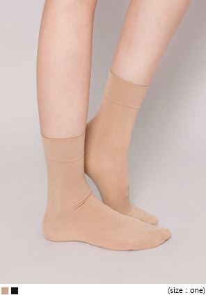 [ACC] AIRBIN BASIC STOCKING SOCKS