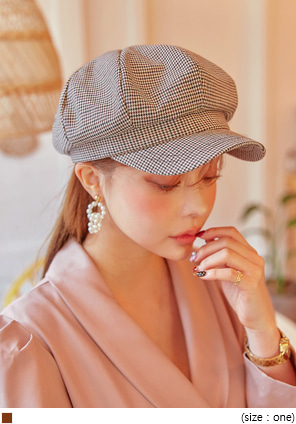 [ACC] MASSING CHECK NEWSBOY CAP