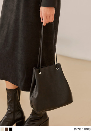 [BAG] GERRY 2 WAY BUCKET LEATHER BAG