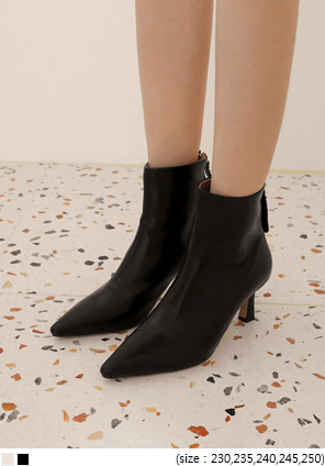 [SHOES] MADERA STILETTO ANKLE BOOTS