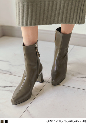 [SHOES] MARILLO ANKLE BOOTS