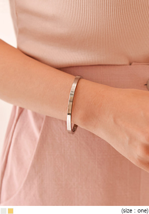[JEWELRY] CANBLE ELLIPSE RING BRACELET