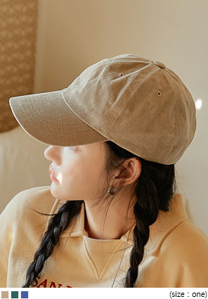 [ACC] MERO NAPPING BASIC BALL CAP