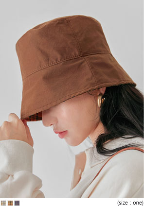[ACC] BANITO REVERSIBLE BUCKET HAT