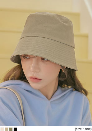 [ACC] OPUS COTTON BUCKET HAT