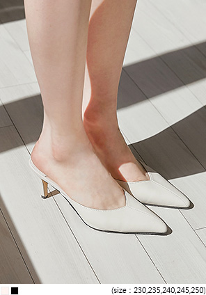 [SHOES] BERNO STILETTO MULE SLIPPER